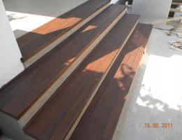 Trepte deck – bady