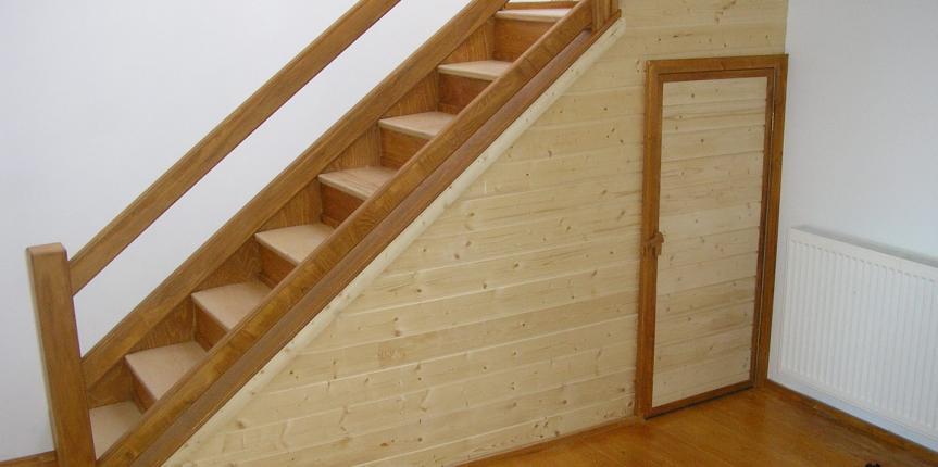 Trepte & balustrada